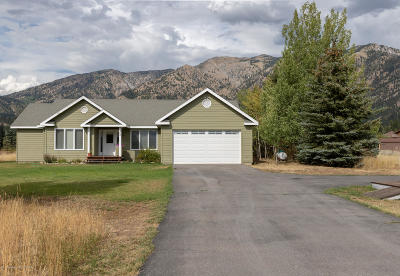 Alpine Single Family Home For Sale: 68 S Kelly Ln