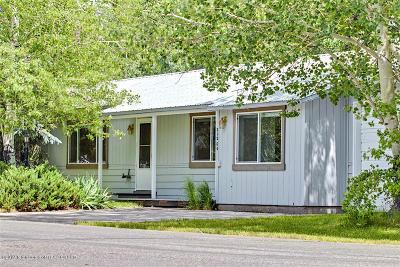 Teton Village, Tetonia, Driggs, Jackson, Victor, Swan Valley, Alta Condo/Townhouse For Sale: 2120 Corner Creek Lane