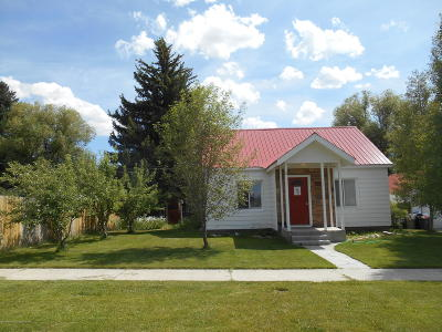 Afton Single Family Home For Sale: 66 E 3rd Ave