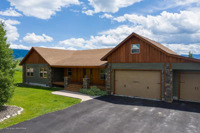 Teton Village, Tetonia, Jackson, Driggs, Victor, Swan Valley, Alta Single Family Home For Sale: 1035 River Meadows Dr