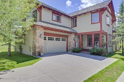 Teton Village, Tetonia, Driggs, Jackson, Victor, Swan Valley, Alta Single Family Home For Sale: 119 Cluff Ln
