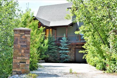 Star Valley Ranch Single Family Home For Sale: 167 Evergreen Drive