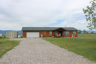 Thayne Single Family Home For Sale: 273 Hoback Dr