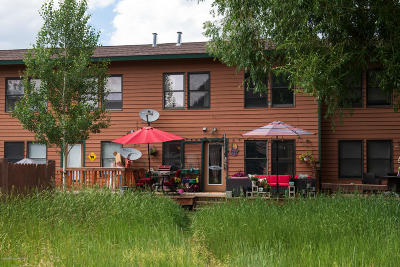 Jackson WY Condo/Townhouse For Sale: $795,000