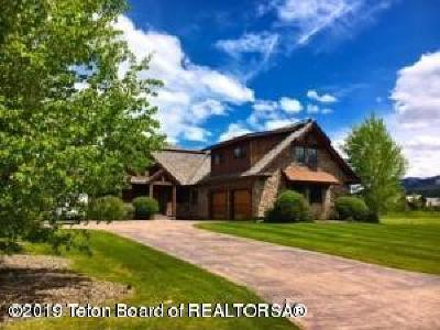 Victor ID Single Family Home For Sale: $1,318,000