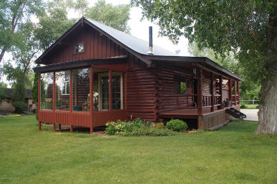 Teton Village, Tetonia, Jackson, Driggs, Victor, Swan Valley, Alta Single Family Home For Sale: 8808 S 500 W