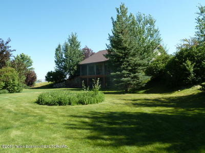 Teton Village, Tetonia, Driggs, Jackson, Victor, Swan Valley, Alta Single Family Home For Sale: 216 W Birch St