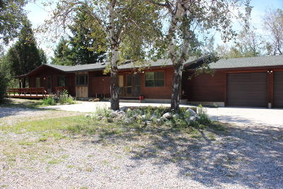 Star Valley Ranch Single Family Home For Sale: 43 Middle Branch Ct