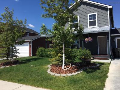 Pinedale Single Family Home For Sale: 416 Par Avenue
