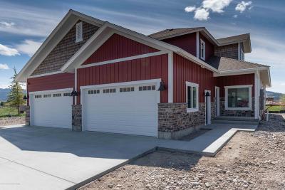 Teton Village, Tetonia, Driggs, Jackson, Victor, Swan Valley, Alta Condo/Townhouse For Sale: 1 Hwy 31
