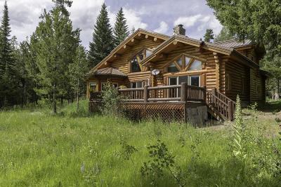 Boulder Single Family Home For Sale: 701 Eastfork Big Sandy