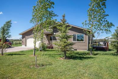 Tetonia Single Family Home For Sale: 5899 Boyer Dr