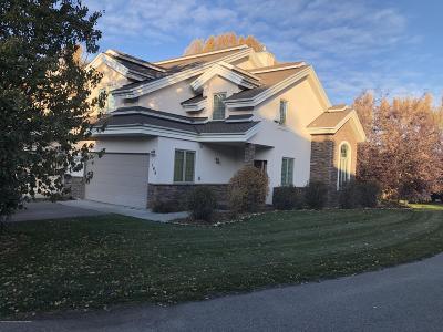 Driggs Condo/Townhouse For Sale: 168 Cobble Creek Rd #77