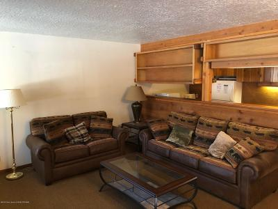 Wilson WY Condo/Townhouse For Sale: $485,000