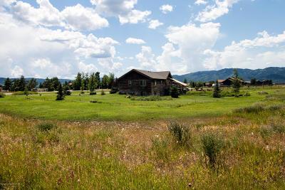 Teton Village, Tetonia, Jackson, Driggs, Victor, Swan Valley, Alta Single Family Home For Sale: 7150 Wild Rose Dr