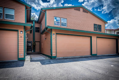 Teton Village, Tetonia, Driggs, Jackson, Victor, Swan Valley, Alta Condo/Townhouse For Sale: 1070 Elk Run Lane #57