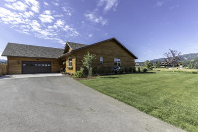 Alpine Single Family Home For Sale: 71 Willow Lake Dr