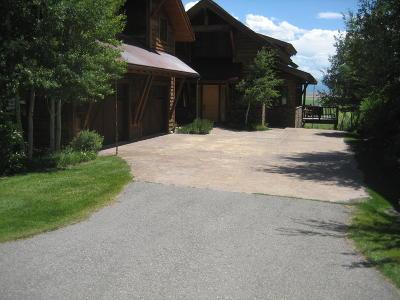 Tetonia Single Family Home For Sale: 9495 River Rim Ranch Road #B2