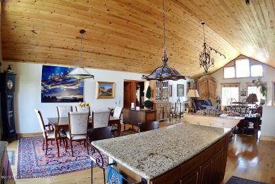 Teton Village, Tetonia, Jackson, Driggs, Victor, Swan Valley, Alta Single Family Home For Sale: 1426 Brooktrout