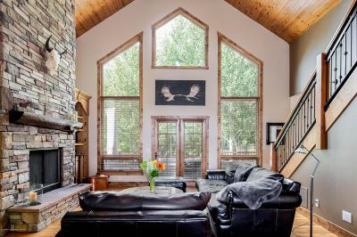Driggs, Felt, Tetonia, Victor, Alta, Hoback Jct., Jackson, Moran, Teton Village, Wilson Single Family Home For Sale: 1294 Melody Creek Lane