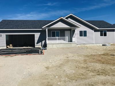 Star Valley Ranch Single Family Home For Sale: 64 Tumbleweed Ln