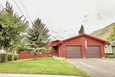 Driggs, Felt, Tetonia, Victor, Alta, Hoback Jct., Jackson, Moran, Teton Village, Wilson Single Family Home For Sale: 465 Flat Creek