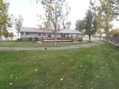 Big Piney WY Single Family Home For Sale: $268,000