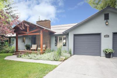 Jackson Single Family Home For Sale: 1510 W Percheron Drive