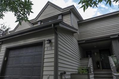 Teton Village, Tetonia, Jackson, Driggs, Alta, Swan Valley, Victor Condo/Townhouse For Sale: 516 E Pearl Avenue