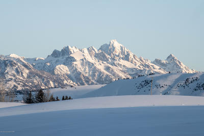 Teton County Residential Lots & Land For Sale: 3935/3975 Matheson Hill Rd