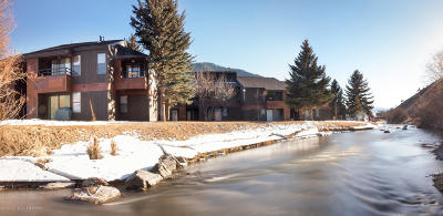 Jackson WY Condo/Townhouse For Sale: $495,000