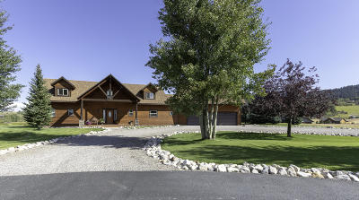 Alpine Single Family Home For Sale: 386 River Trail Dr
