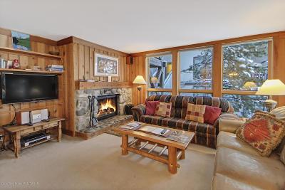 Teton Village WY Condo/Townhouse For Sale: $849,000