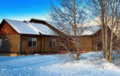 Teton Village, Tetonia, Driggs, Jackson, Victor, Swan Valley, Alta Single Family Home For Sale: 1202 Brooktrout Dr