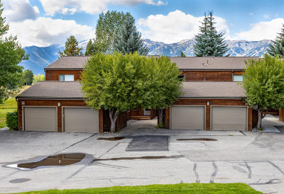 Teton Village, Tetonia, Driggs, Jackson, Victor, Swan Valley, Alta Condo/Townhouse For Sale: 330 E Sagebrush Drive #12-5-E
