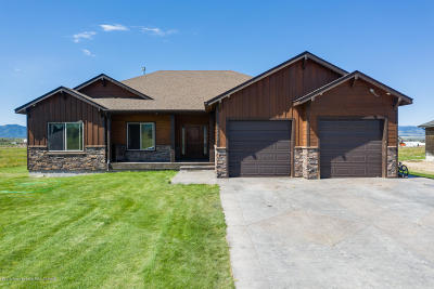 Teton Village, Tetonia, Jackson, Driggs, Victor, Swan Valley, Alta Single Family Home For Sale: 2128 Ironwood Drive