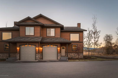 Victor ID Condo/Townhouse For Sale: $399,000