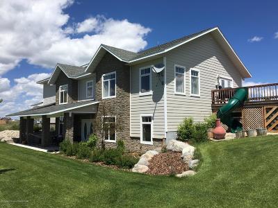 Pinedale Single Family Home For Sale: 18 Arrowhead Ave