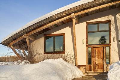 Teton Village, Tetonia, Swan Valley, Victor, Driggs, Jackson, Alta Single Family Home For Sale