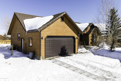 Victor Single Family Home Pending Contingent: 1432 Eagle Ridge Rd