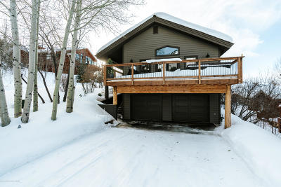 Teton Village, Tetonia, Swan Valley, Victor, Driggs, Jackson, Alta Single Family Home For Sale: 460 Henley Rd