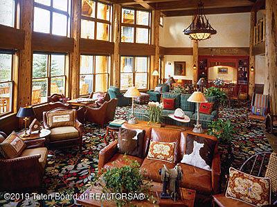 Alta, Driggs, Jackson, Teton Village, Tetonia, Victor, Swan Valley Condo/Townhouse For Sale: 3340 W Cody Drive