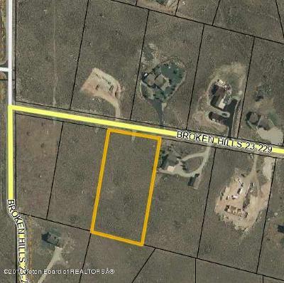 Residential Lots & Land For Sale: Broken Hills