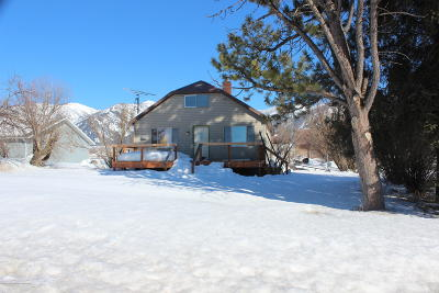 Etna Single Family Home Pending Contingent: 107890 Highway 89