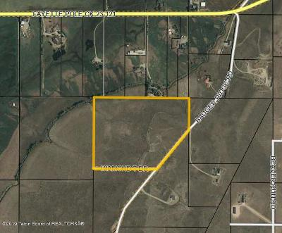 Residential Lots & Land For Sale: Diamond T Dr.