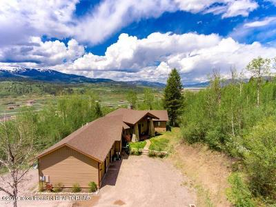 Alpine Single Family Home For Sale: 60 Dancer Circle & Lot 7