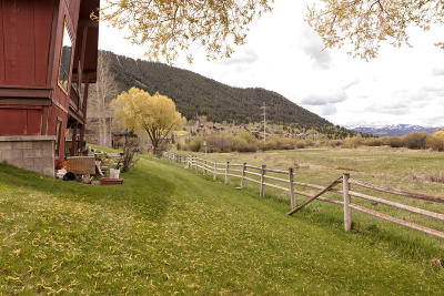 Teton Village, Tetonia, Swan Valley, Victor, Driggs, Jackson, Alta Single Family Home For Sale: 525 W Kelly Ave