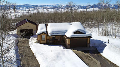 Star Valley Ranch WY Single Family Home For Sale: $380,000