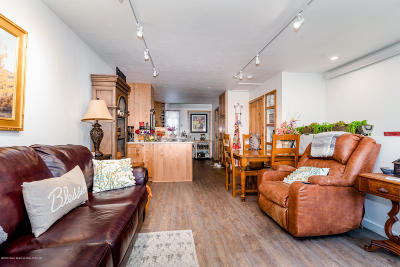 Jackson WY Condo/Townhouse For Sale: $747,000