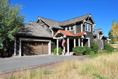 Teton Village, Tetonia, Driggs, Jackson, Victor, Swan Valley, Alta Single Family Home Pending Contingent: 95 & 97 Cluff Ln